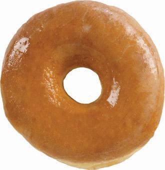 Classic Glazed Yeast Donut Prairie City Bakery