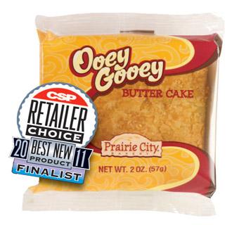 Ooey Gooey Butter Cake Prairie City Bakery
